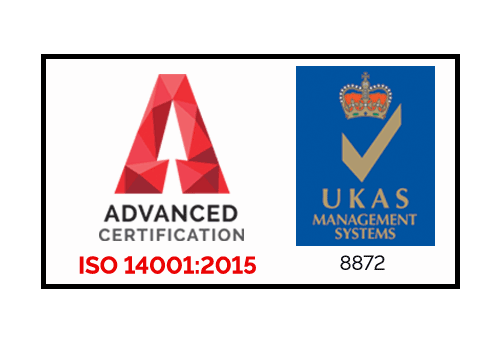 ISO 14001 2015 Accreditation