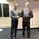 Gary Simpson, powder coating team leader