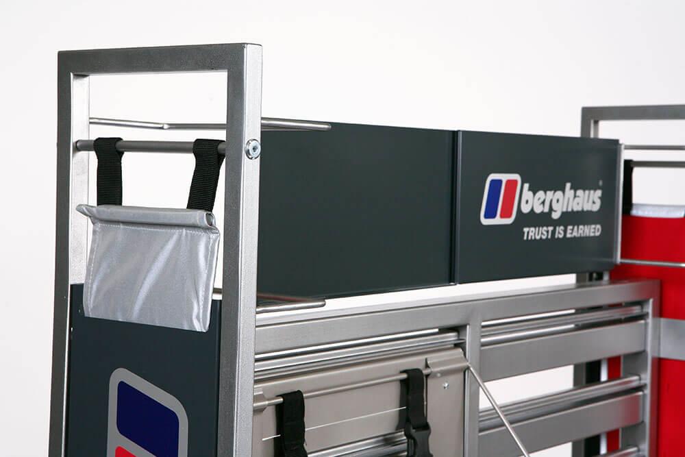 Portable Exhibition Display Units : Retail display cabinets shop units uk