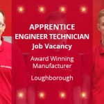 Job Vacancy | Apprentice Engineer Technician | Loughborough