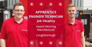 Job Vacancy | Apprentice Engineer Technician | Loughborough