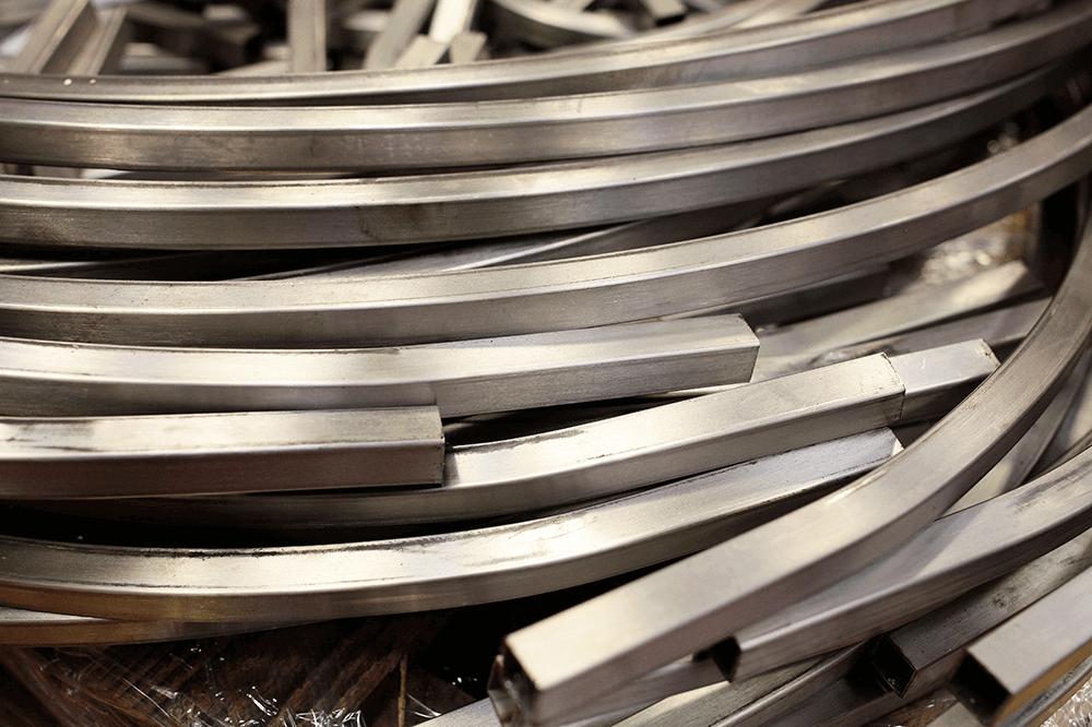 steel tube forming