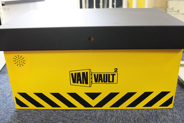 Birchwood Van Vault 2 tool box