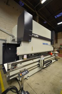 LDV Easy-FormR Series Ultimate Bending Machine