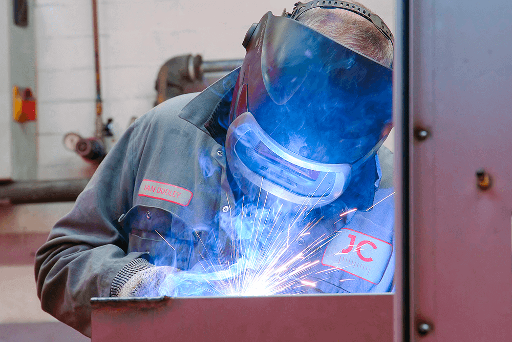 Sheet Metal Fabrication & MIG Welding Steel