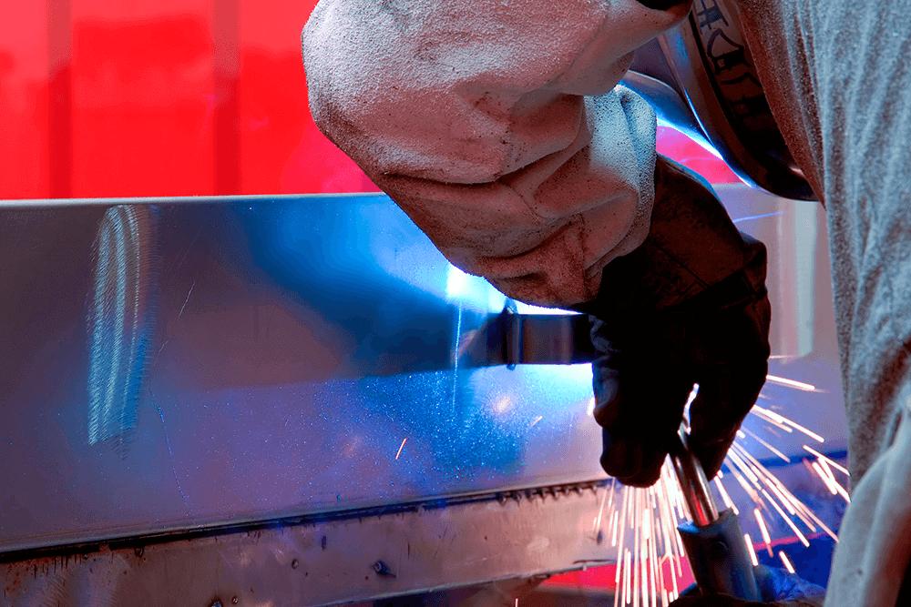 tungsten inert gas welding metal - tig welding stainless steel and aluminium