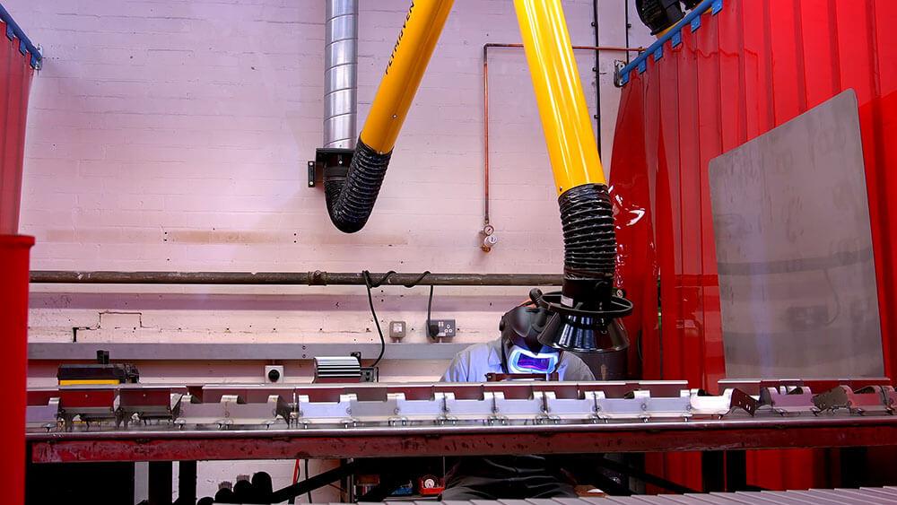 steel fabricators - tube, wire & sheet metal fabrication