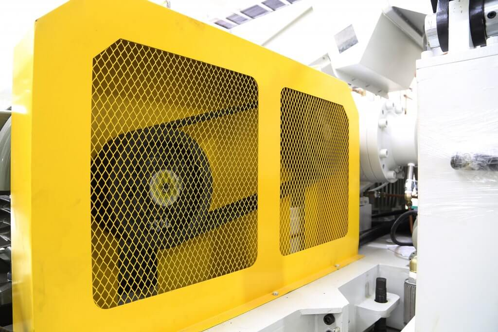 Metal Safety Protector Machine Guard - Fabrication by JC Metalworks UK